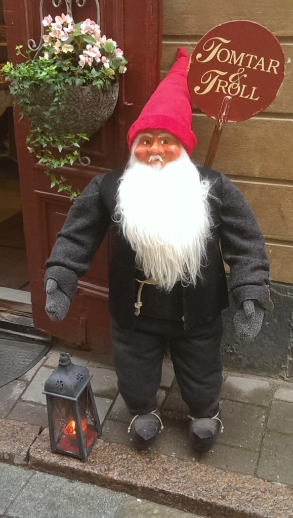 Christmas shop Stockholm