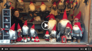 Video from booth at skansen