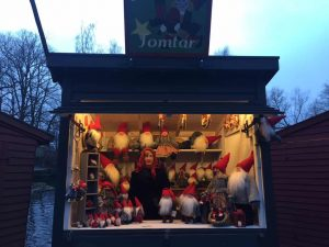 Tomtar booth skansen 2017